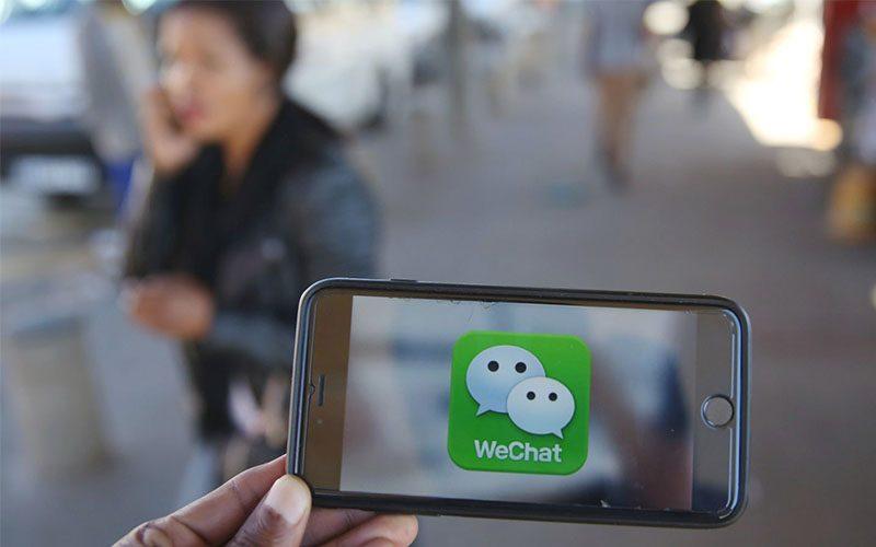 WeChat ให้การหาเพื่อนเป็นเรื่องง่ายสำหรับคุณ
