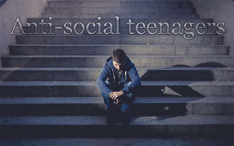 วัยรุ่นด้านสังคม